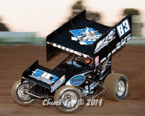 Kyle Hirst. - Chuck Fry Photo