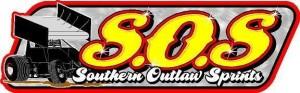 Southern Outlaw Sprinters Logo