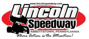 Lincoln Speedway Logo 2014