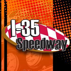 I-35 Speedway Logo