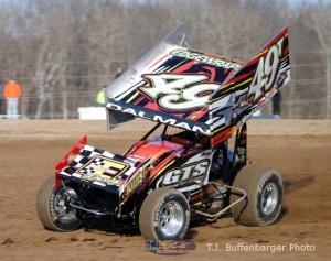Gregg Dalman. - T.J. Buffenbarger Photo