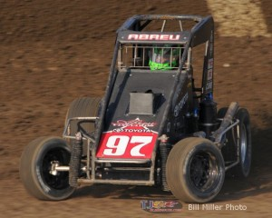 Rico Abreu. - Bill Miller Photo