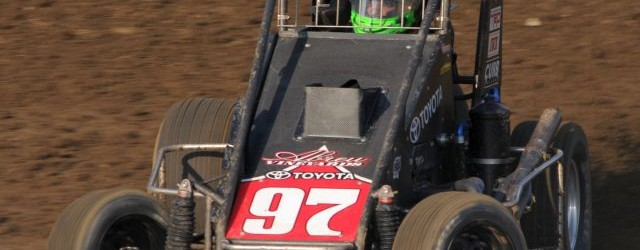 """Rico Abreu returns to the Eldora Speedway in Rossburg, Ohio Saturday to defend his """"4-Crown Nationals"""" Midget title and looks to protect the 82-point cushion he enjoys over Tracy Hines in the Honda USAC National Midget series."""