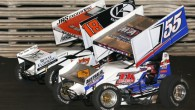 Images from the opening event for the 2014 season at Knoxville Raceway...