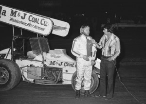 Bobby Allen and Ted Johnson Lee Greenawalt photo