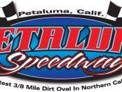petaluma speedway logo