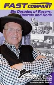 Bill Smith shown on the cover of his autobiography written by Dave Argabright.