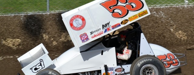 Christopher Bell won the opening night of MOWA Speedweek Wednesday night at Highland Speedway.