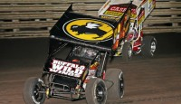 World of Outlaws at Knoxville, Indiana Midget Week, and more highlight the weekend schedule...