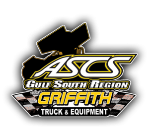 2014 ascs american sprint car series gulf south region logo