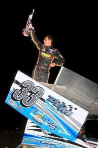 Stewart Friesen. - Image courtesy of ESS