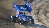 Ryan Ruhl talks about Crystal and the Canadian Sprint Car Nationals and 2014 Spartan track champion Steve Irwin at 8:00 p.m. EST...