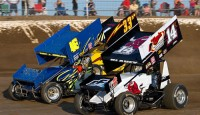 Images from Ohio Sprint Speedweek at Limaland Motorsports Park...