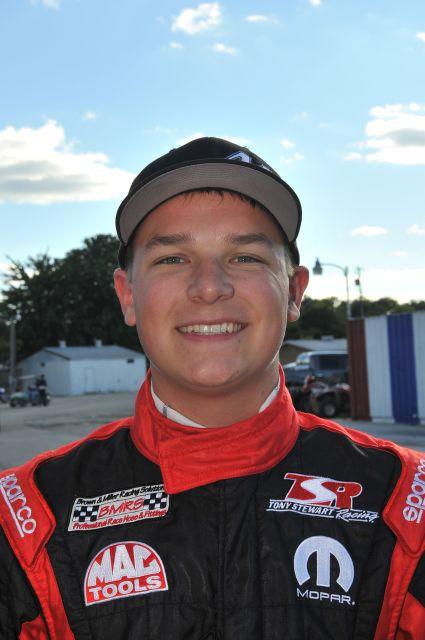 Meet Stars Driver Austin Prock Tjslidewayscom