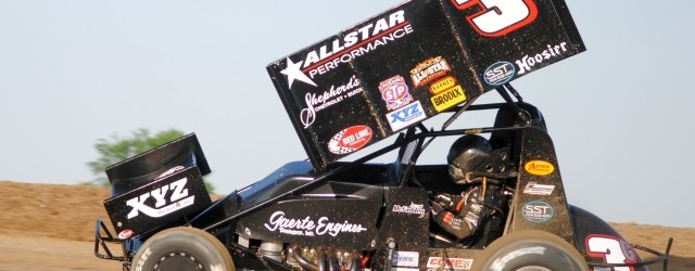 Australian driver picks up first Canadian victory, first in a 360 sprint car...