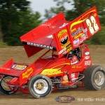 Randy Hannagan. - Bill Miller Photo