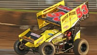 Jack Dover rocketed to his fourth consecutive victory last Thursday, which established a new career-best winning streak.