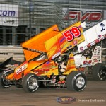 Tim Kaeding (59) and Logan Schuchart (1S) (Serena Dalhamer photo)