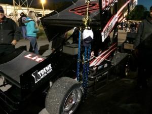 Ryan Litt. - Image courtesy of Ryan Litt Racing