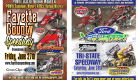 After excessive rainfall postponed the May 16th event, POWRi is rescheduled to run at Fayette County Speedway in Brownstown, IL on Friday, June 27th.