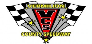 Vermilion County Speedway Logo
