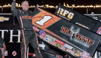 Three-time champ was one of series' original racers