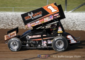 Sammy Swindell. - T.J. Buffenbarger Photo