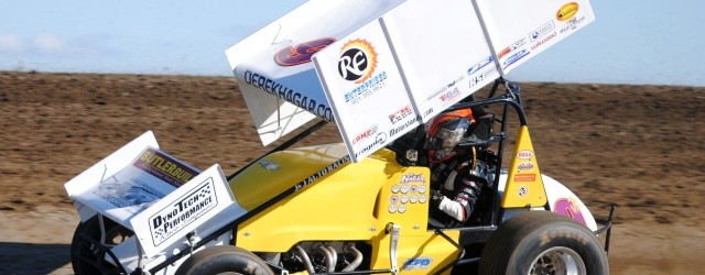 For the second night in a row, the fourth running of the Jesse Hockett / Daniel McMillin Memorial found a first time winner at the Lucas Oil Speedway...