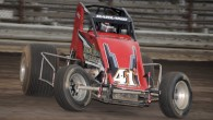 Images from Friday at Gas City I-69 Speedway...