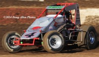 """This Labor Day Weekend, August 30th & 31st, the Amsoil USAC/CRA Sprint Car Series will invade Calistoga Speedway for the """"7th Annual Louie Vermeil Classic."""""""
