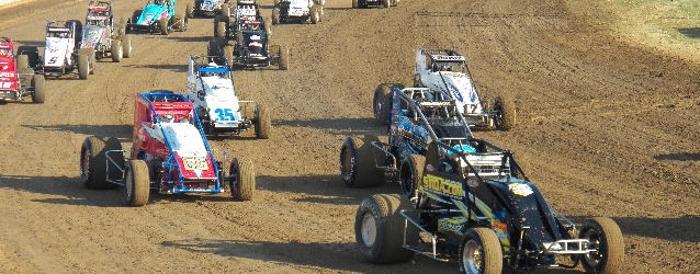 """The Stoops Freightliner-Quality Trailer """"Sprint Car Smackdown 3"""" unfolds this week at the Kokomo (Ind.) Speedway as the torrid battle for supremacy in the AMSOIL National Sprint Car series reached a fever pitch."""