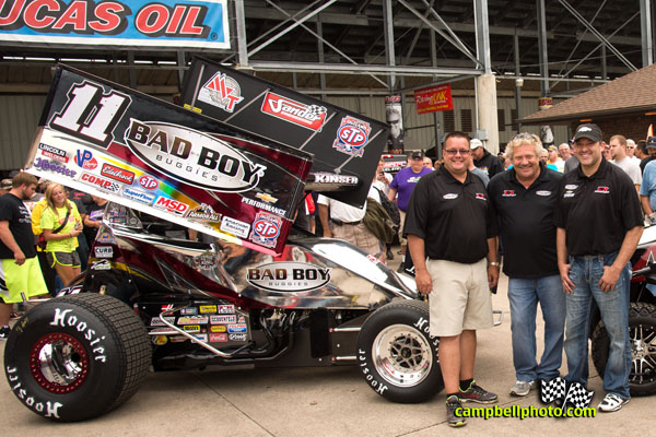 Photo Gallery Wednesday At The Knoxville Nationals Tjslideways Com