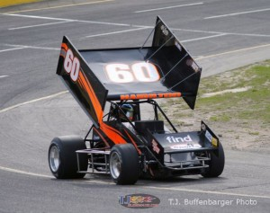 Davey Hamilton, Jr. - T.J. Buffenbarger Photo