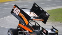 Images from the Must See Racing Extreme Sprint Car Series event at Berlin Raceway...
