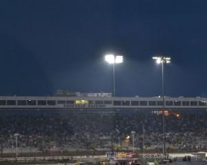 Knoxville Raceway. - - Bob Buffenbarger Photo