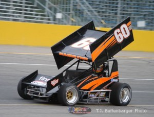 Davey Hamilton, Jr. - T.J. Buffenbarger Photo