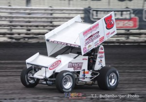 Colby Copeland. - T.J. Buffenbarger Photo