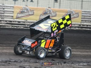 Ed Lynch, Jr. - T.J. Buffenbarger Photo
