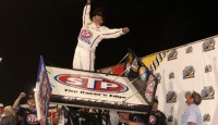 Images from Saturday night at the 54th Annual FVP Knoxville Nationals presented by Casey's General Store...