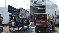Ryan Bunton had a great ending to a run at Knoxville that as of last week did not look possible...