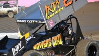 images from the World of Outlaws STP Sprint Car Series at Eldora Speedway to kick off the 2014 edition of the 4-Crown Nationals...