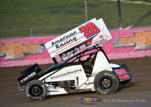Kerry Madsen. - Bob Buffenbarger Photo