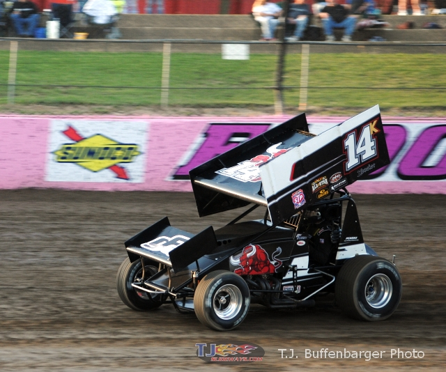 Dale Blaney. - T.J. Buffenbarger Photo