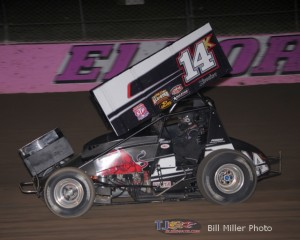 Dale Blaney. - Bill MIller Photo