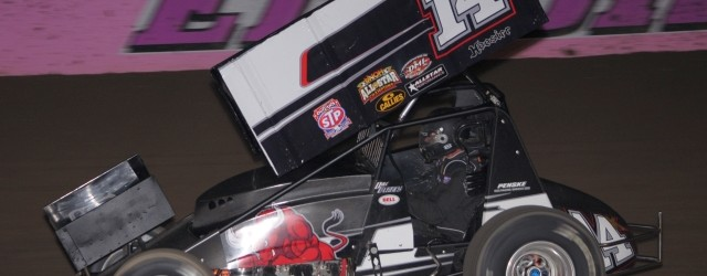 Dale Blaney became the third different winner in as many races during the inaugural Renegade Sprints season, which wrapped up on Saturday with the $15,000-to-win Open Wheel Championships at Atomic Speedway.