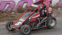 Zach Daum of Pocahontas, Illinois and Nathan Benson of Concordia, Missouri are the 2014 POWRi champions, each going two in a row for their respective titles.