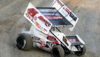 Images from the King of the West series at Santa Maria Speedway...
