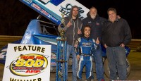 Rico Abreu outlasts the field and the cold to close out the 2014 SOD season...