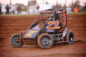 Nathan Smee. - Image courtesy of Valvoline Raceway
