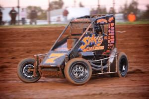 Nathan Smee. - Image courtesy of Valvoline Raceway